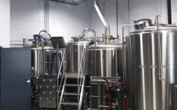 Giles-McIvor Builds New Brewery