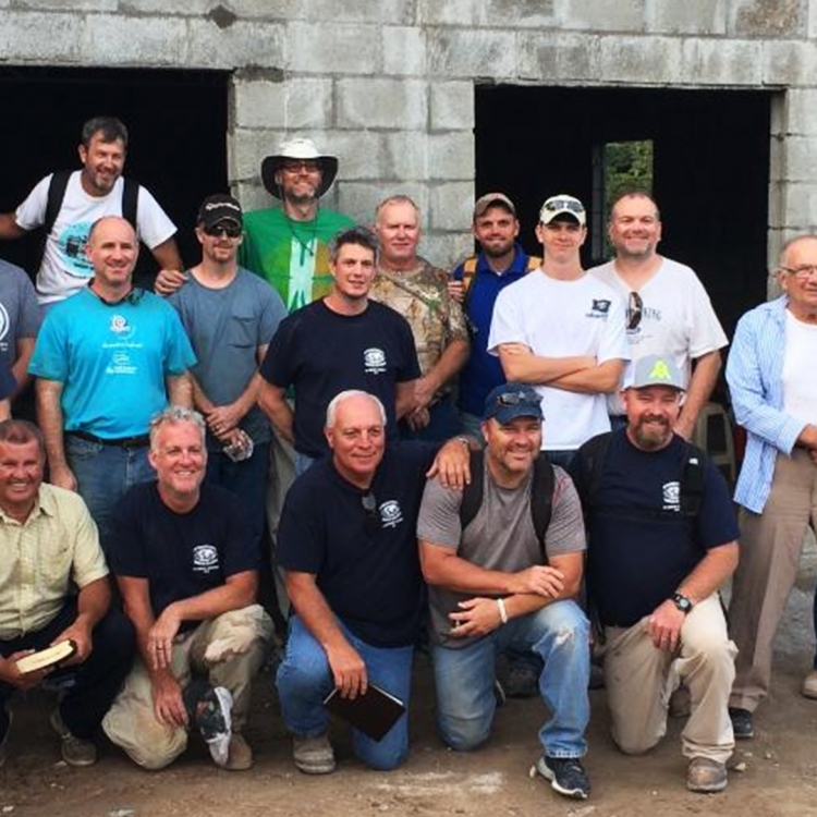 The Honduras Mission Team