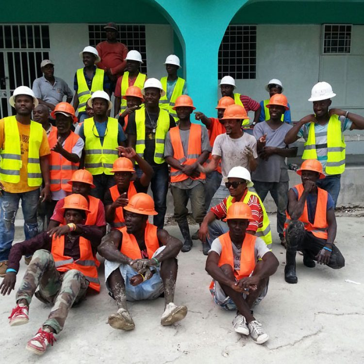 Haiti Mission Workers