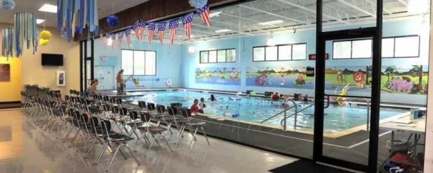 Giles-McIvor Building $1.1 Million Swim School on Jacksonville's Southside