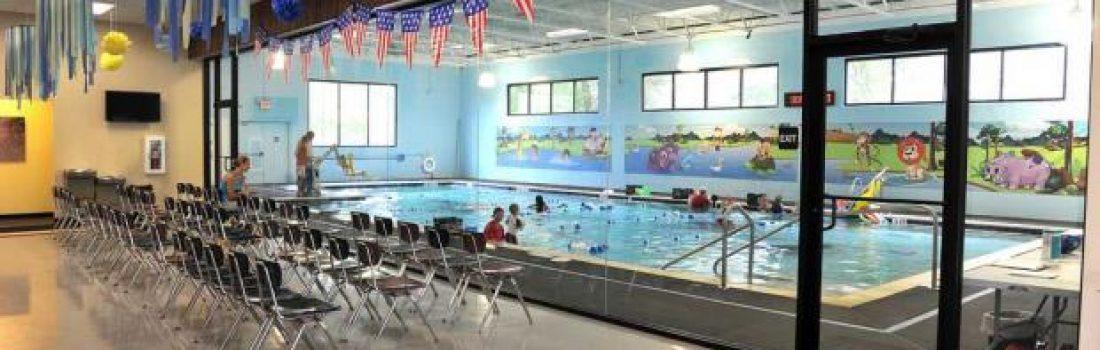 Giles-McIvor Building $1.1 Million Swim School on Jacksonville's Southside